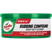 Turtle Wax Renew Rubbing Compound