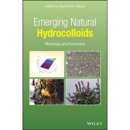 Emerging Natural Hydrocolloids - eBook