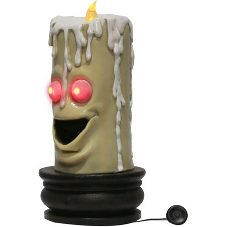 Happy Talking Candle (Candles For Halloween)