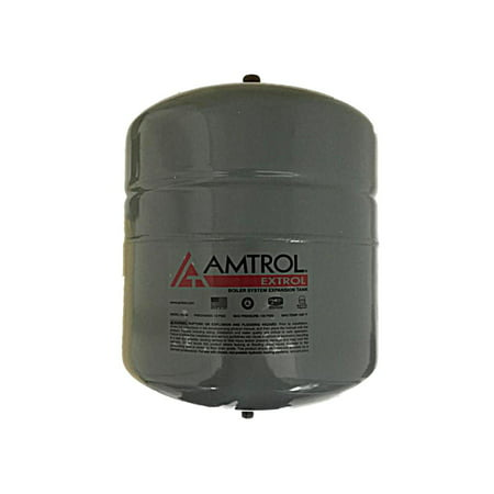 Amtrol 102-1 #30 Extrol EX-30 Expansion Tank 4.4 Gallon Volume 30 Extrol