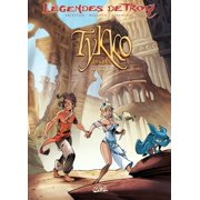 Tykko des sables T02 - eBook