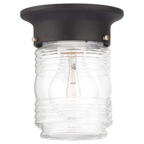 Thomas Lighting 1-Light Flush Mount