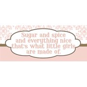 Forest Creations Sugar and Spice Kids Canvas Art