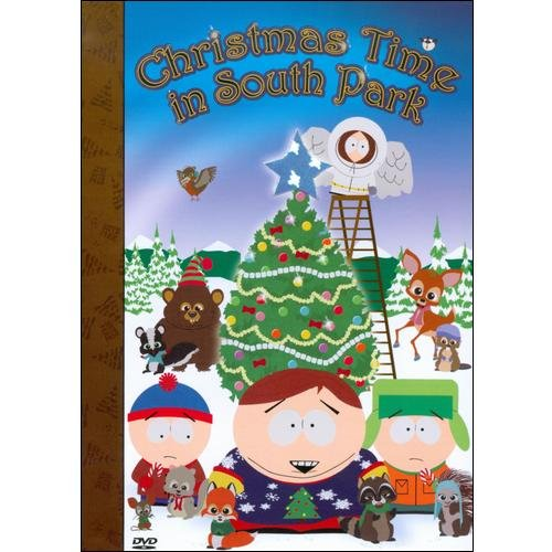 Christmas Time In South Park (Full Frame)