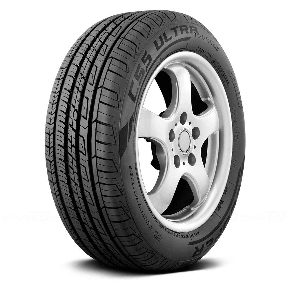 Cooper Evolution Tour All Season Tire - 215/70R16 100T