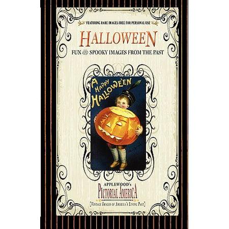 Halloween (Pictorial America) : Vintage Images of America's Living Past - Vintage Halloween Flashcards