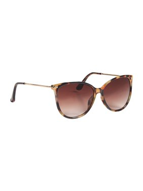 65c2b3b895be Product Image Carioca Twist Sides Cat Eye Sunglasses