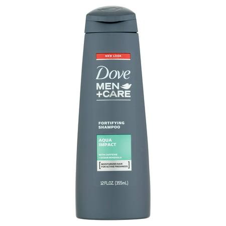 Dove Men+Care Aqua Impact Shampoo 12 oz