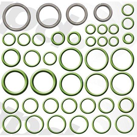 Global Parts Distributors 9631956 A C Compressor New Kit Global 9631956 Fits 199