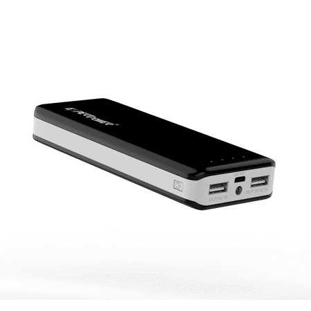 Expertpower  20 000Mah Power Bank   Portable Charger For Smartphones   Tablets    Android   Apple Compatible