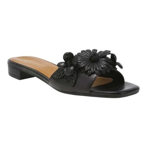 AEROSOLES® Pin Down Flower Slide Sandal