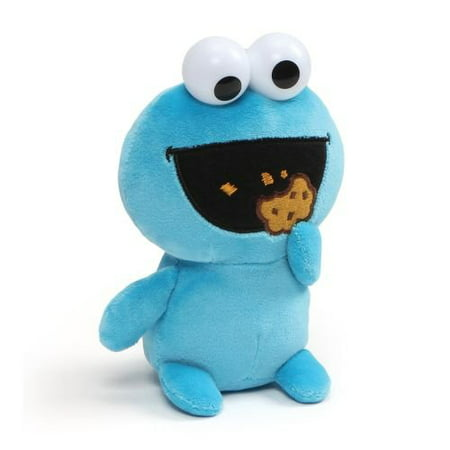 Gund Cookie Monster Emoji Plush,