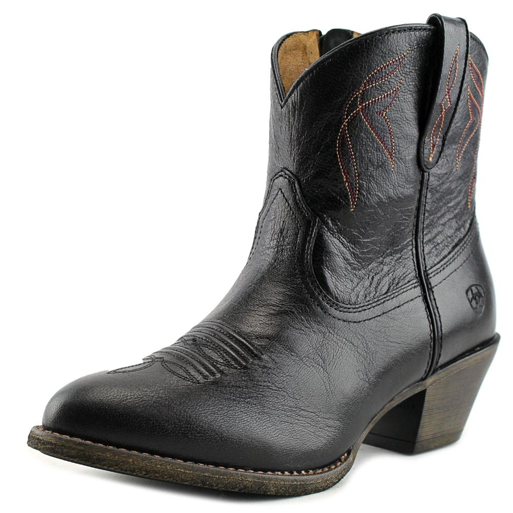 "Ariat 10017325 Darlin 7"" Pull On Cowboy Boot by Ariat"