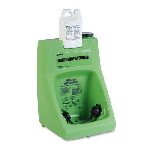 Uvex SAFETY, INC. 320001000000 Eyewash Dispenser, Porta S...