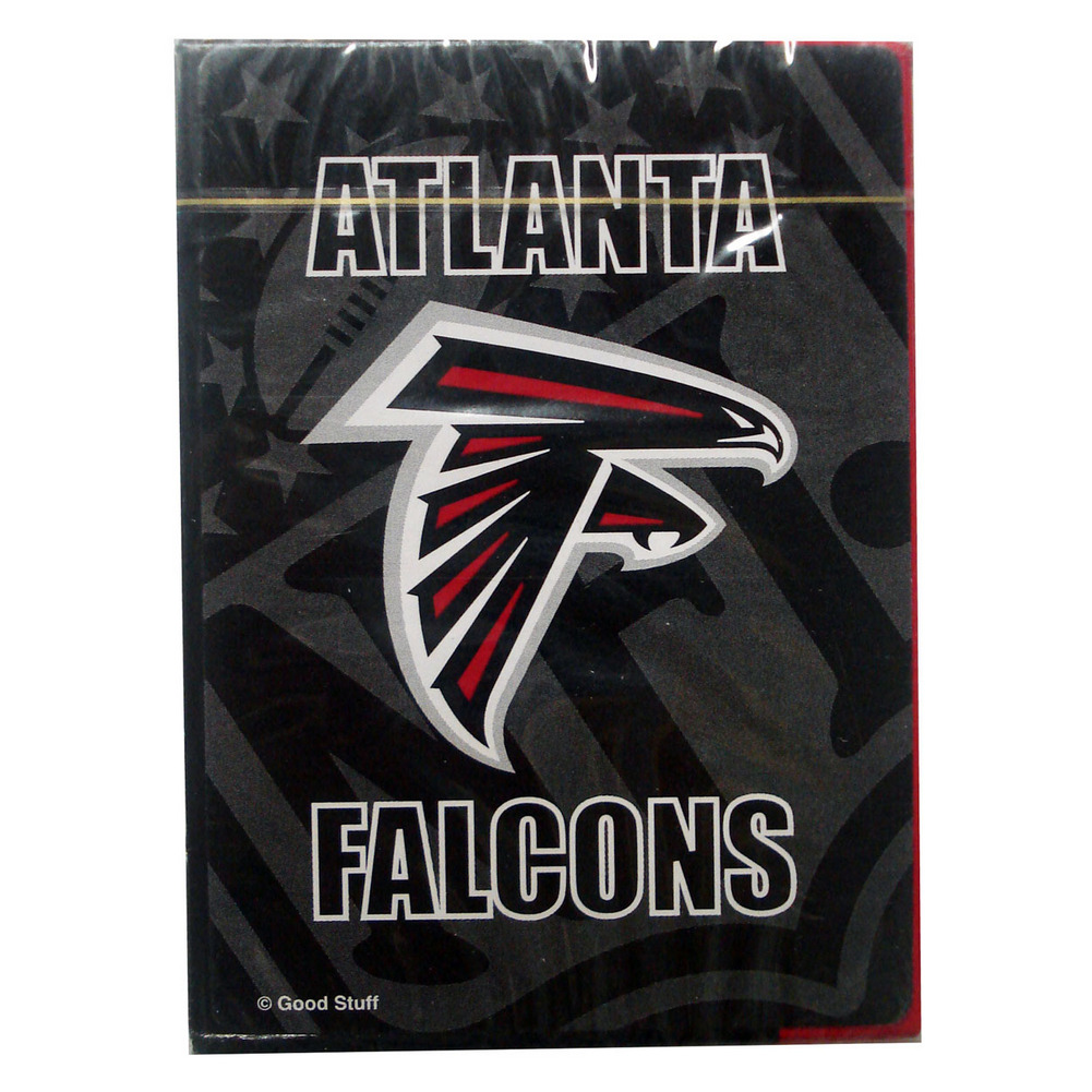 Pro Specialties Group NFL Atlanta Falcons Official Playing Cards
