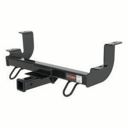 Curt Hitch 31374 Trailer Hitch Front  2 Inch Receiver; 5000 Pound Weight Carrying Capacity/ 500 Pound Tongue Weight - image 1 of 2
