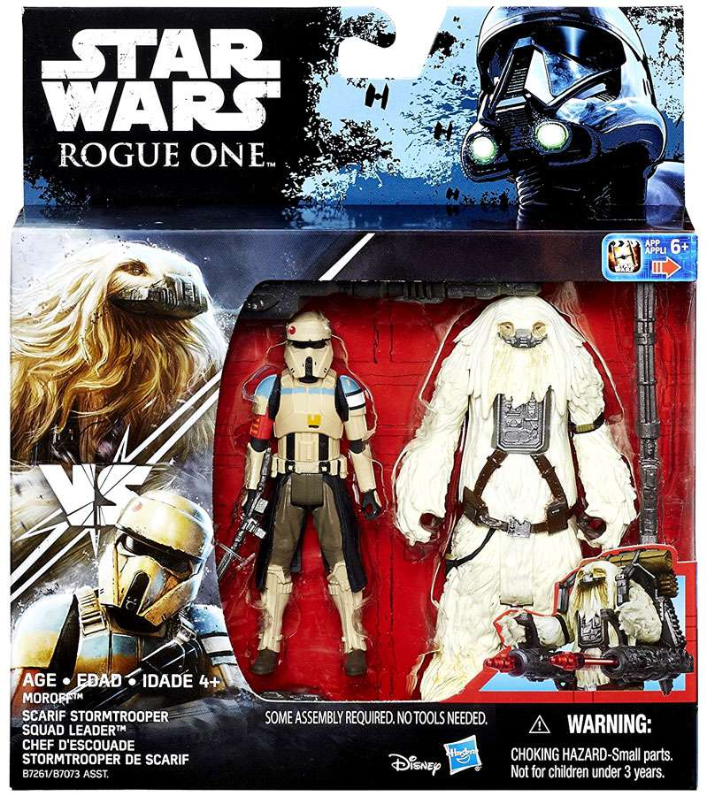 """Star Wars Rogue One Kohls Exclusive 4 Pack Action Figure Set  3.75/"""""""