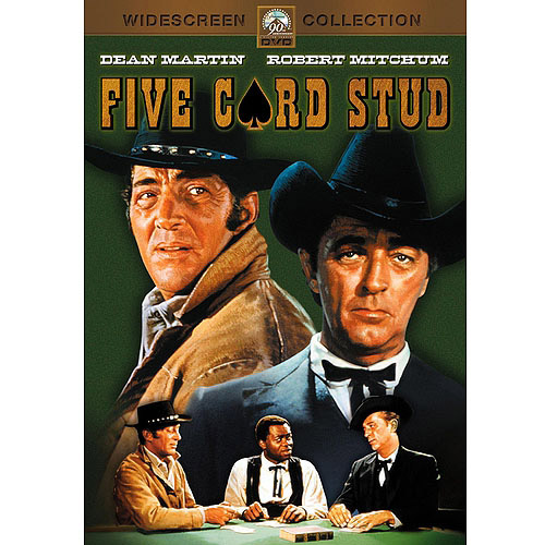 Five Card Stud (1968) (Widescreen)