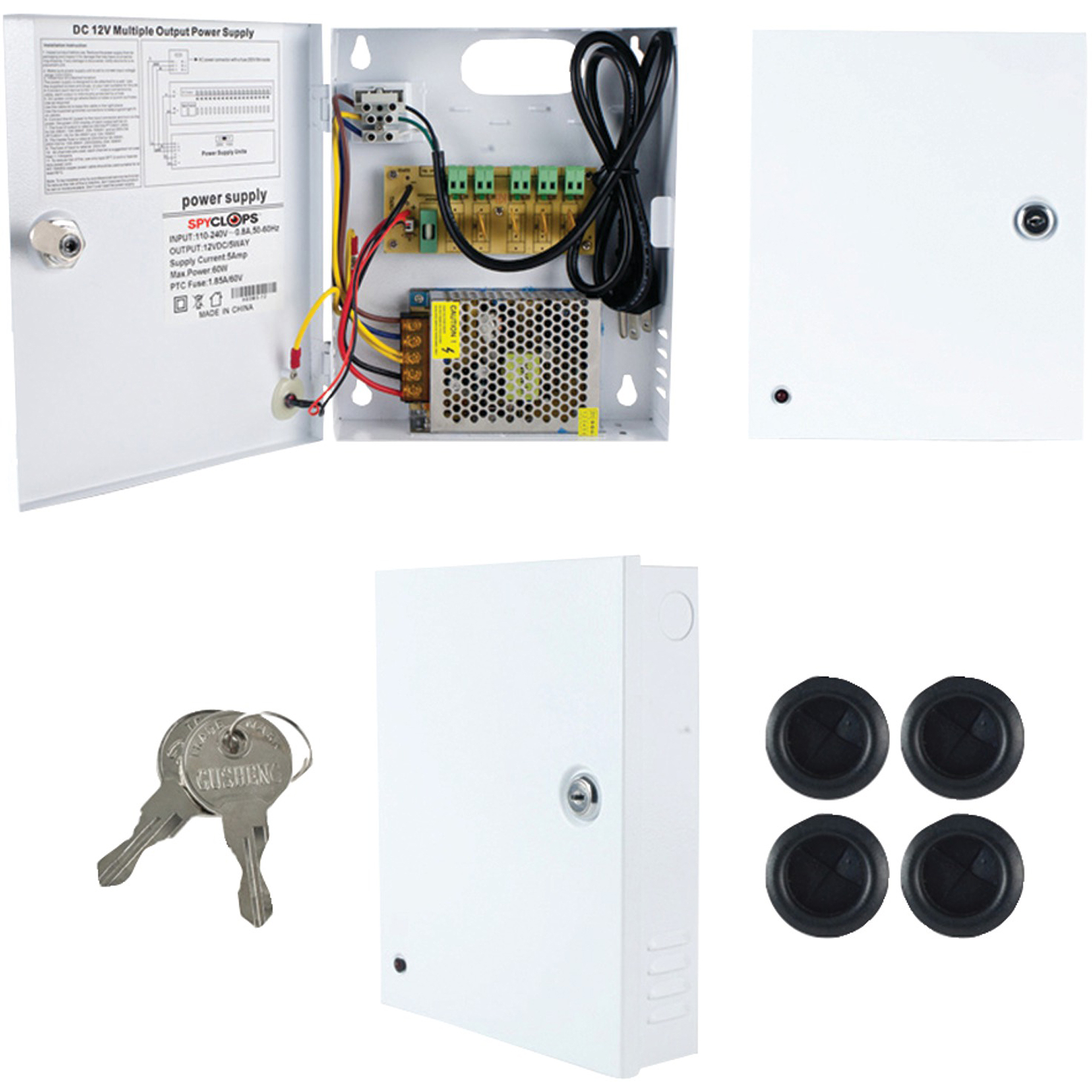 Ethereal SPY-DB5W5A Power Distribution Box