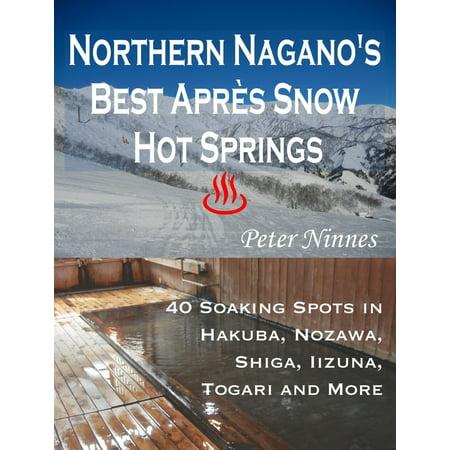 Northern Nagano's Best Après Snow Hot Springs: 40 Soaking Spots in Hakuba, Nozawa, Shiga, Iizuna, Togari and More -