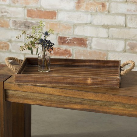 Cheungs Wooden Rectangular Tray