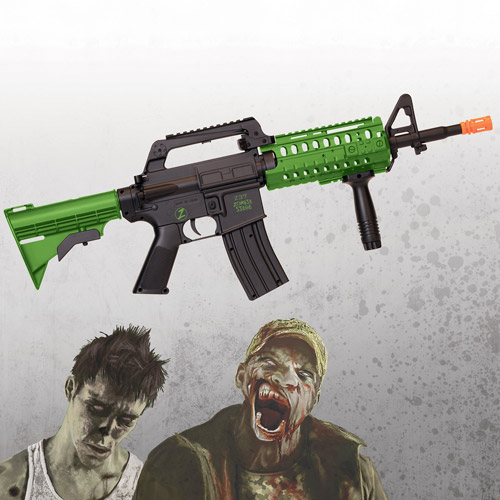 Undead Apocalypse Zombie Siege Z37 Airsoft Rifle