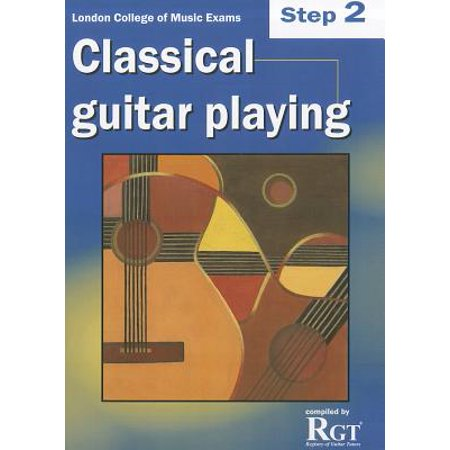 Rgt - Classical Guitar Playing Step 2