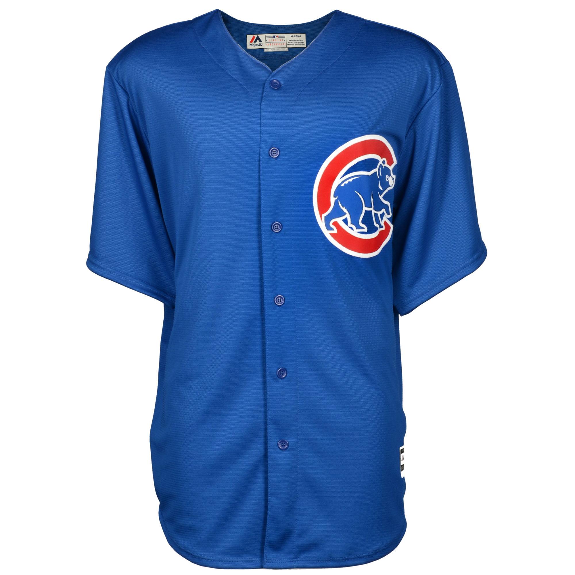 Kris Bryant Chicago Cubs Autographed Blue Replica Jersey - Fanatics  Authentic Certified - Walmart.com 21958471a