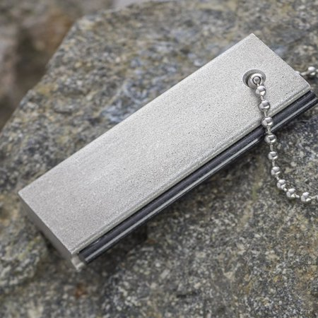 Fire Starter Camping Survival Magnesium Pocket Flint Grip (Best Flint Fire Starter)