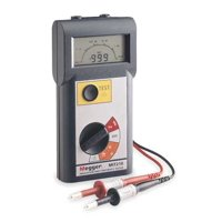 MEGGER MIT210 Battery Operated Megohmmeter,1000VDC