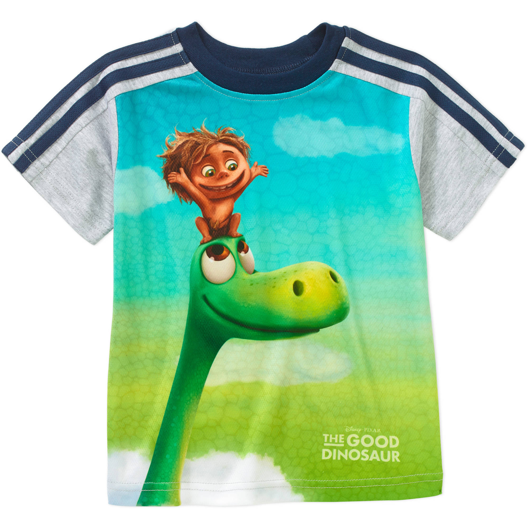 Disney The Good Dinosaur Toddler Boy Graphic Tee Shirt