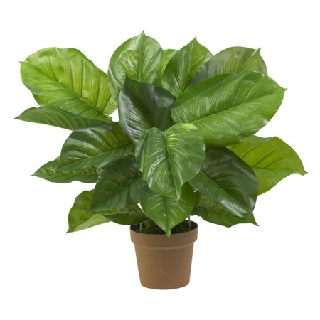 Nearly Natural Large Leaf Philodendron Silk Plant