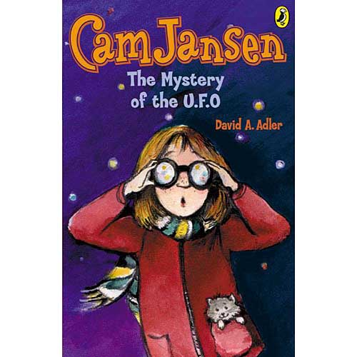 Cam Jansen and the Mystery of the U.f.o.