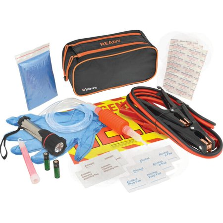 - EMERGENCY ROADSIDE KIT 36 PC