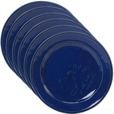 Orbit Cobalt Blue Set/6 Dinner Plate, 11'