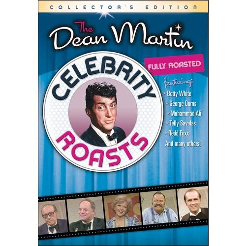 Rhino The Dean Martin Celebrity Roasts: Fully Roasted Collector's Edition 6-DVD Set