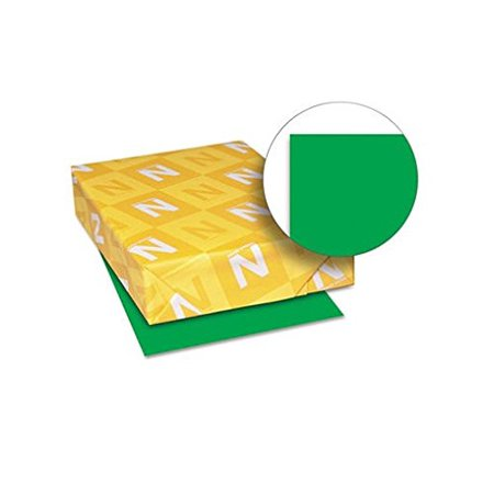 Recycled AstroBrights Colored Copy Paper, 24#, Letter, Gamma Green, 500/Rm WAU22541, Size - 8 1/2 x 11 By Wausau (Astrobrights Gamma Green)