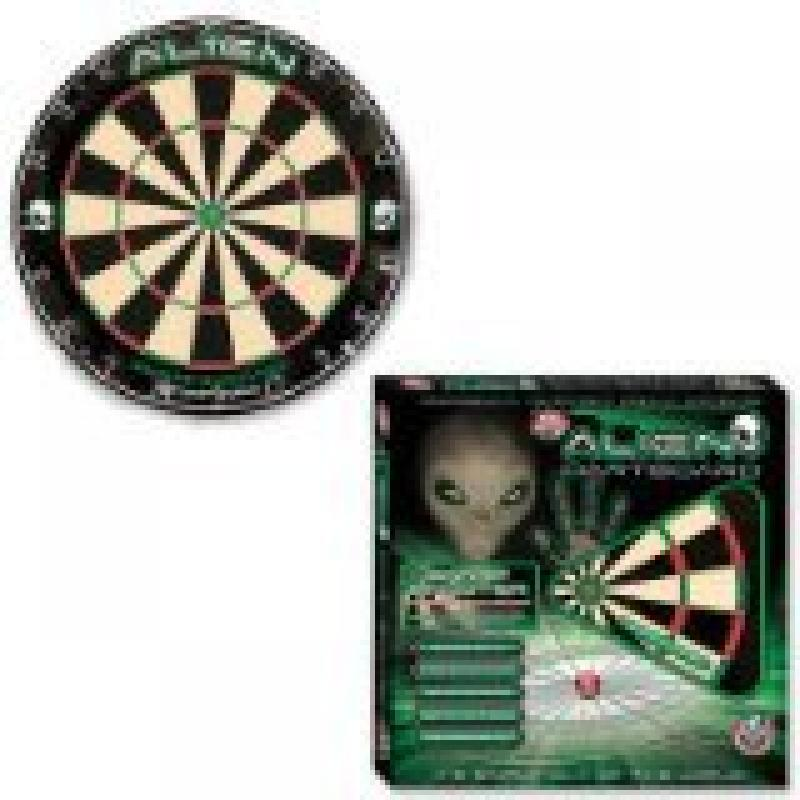 Dart World Alien Sharp Shooter Practice Board by