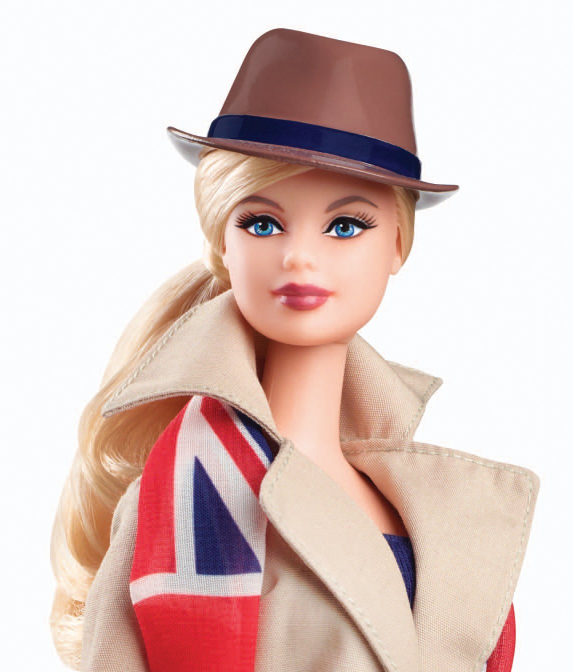 4793a84a36c59 Barbie Dolls of The World United Kingdom Doll - Walmart.com