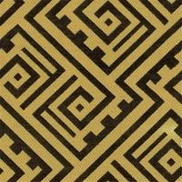 Keywest 5009 Jacquards Fabric, Harvest Gold