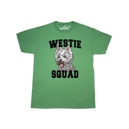 Dog Westie Squad T-Shirt