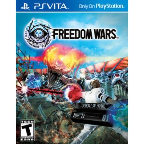 Sony Freedom Wars - Role Playing Game - Ps Vita (3000293)