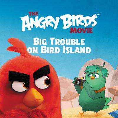 The Angry Birds Movie: Big Trouble on Bird Island - Angry Birds Happy Halloween 2-6