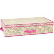ClosetCandie Hot Pink Under-the-Bed Storage Box