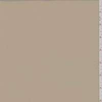 Golden Beige Stretch Sheer, Fabric By the Yard