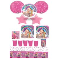 JoJo Siwa Birthday Kit for 16 with Balloons