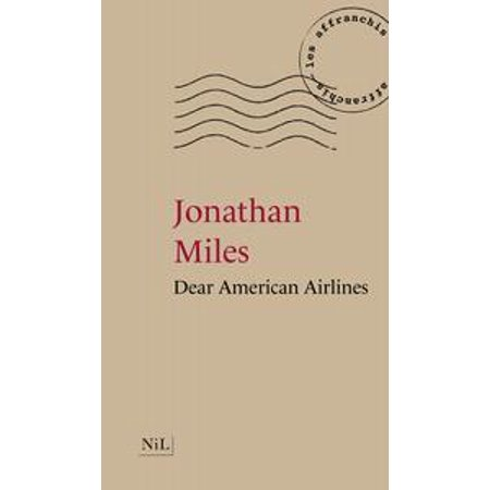 - Dear American Airlines - eBook