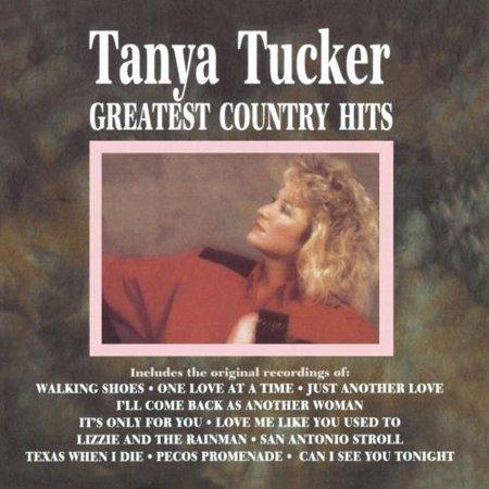 Tanya Tucker   Greatest Country Hits  Cd