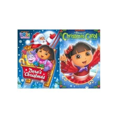 Dora The Explorer: Christmas Carol Adventure / Christmas (DVD) ()
