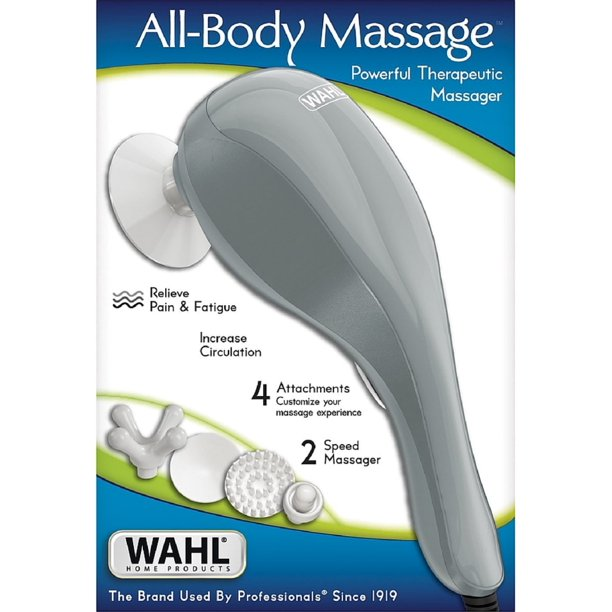 Wahl All-Body Massage Powerful Therapeutic Massager 1 ea (Pack of 2)